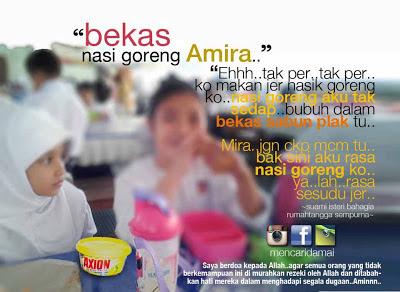 Kisah Kehidupan : Tupperware Amira