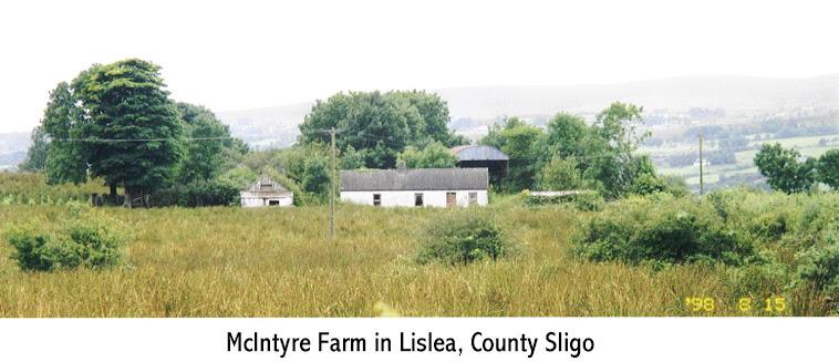 McIntyre Farm, Lislea