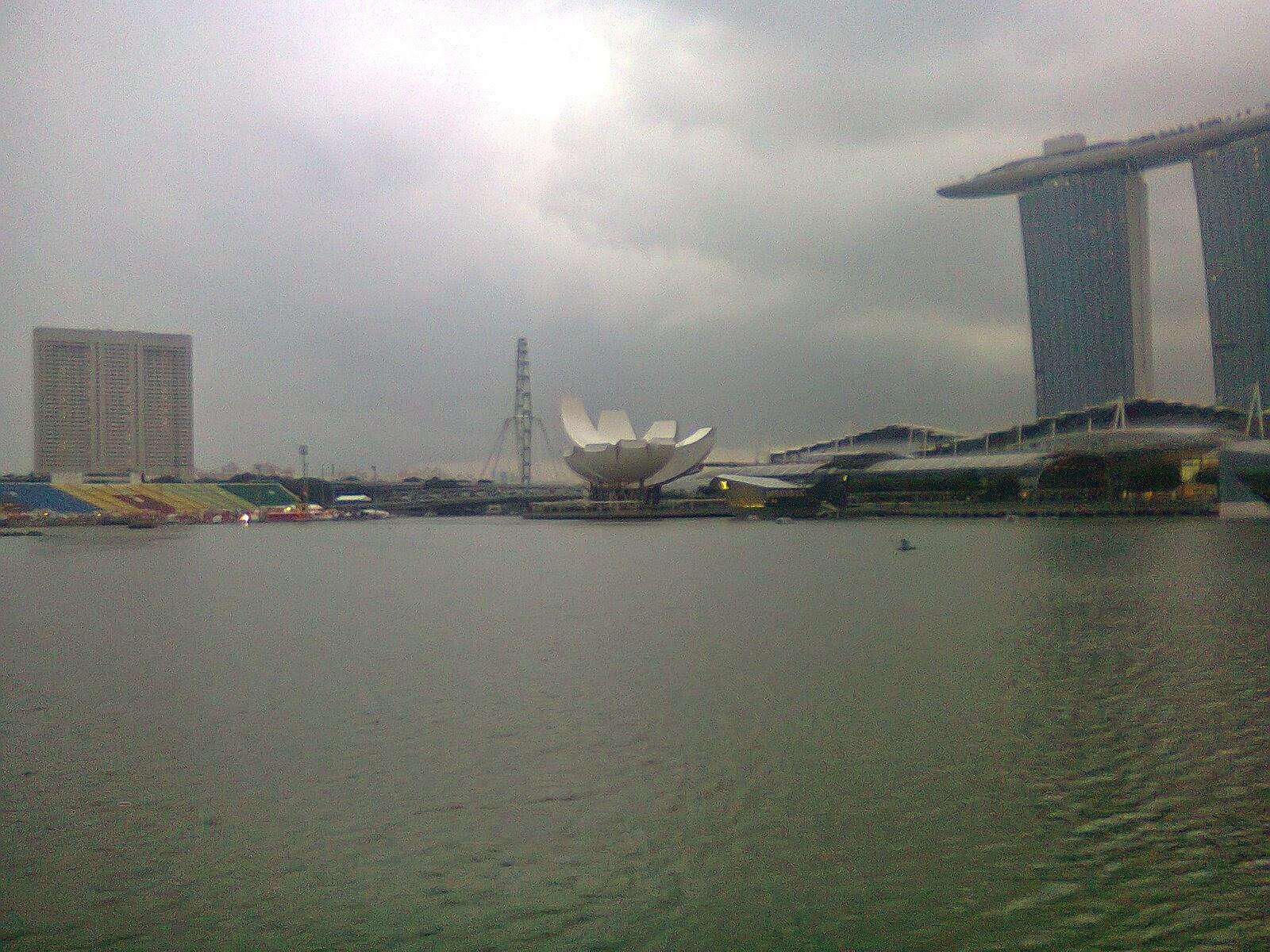 Singapore Fullerton Bay Hotel