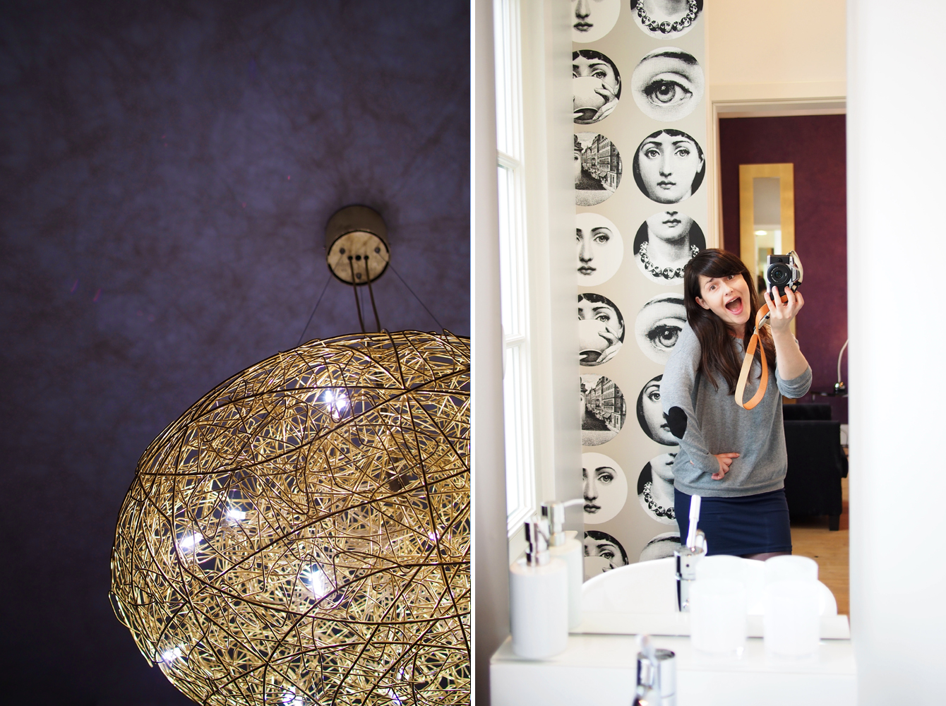 Oldenburg die benefiz blogger und ein wahnsinns hotel for Designhotel rosenbohm