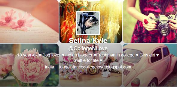 Selina Kyle Twitter, blogger, blog twitter, twitter for bloggers