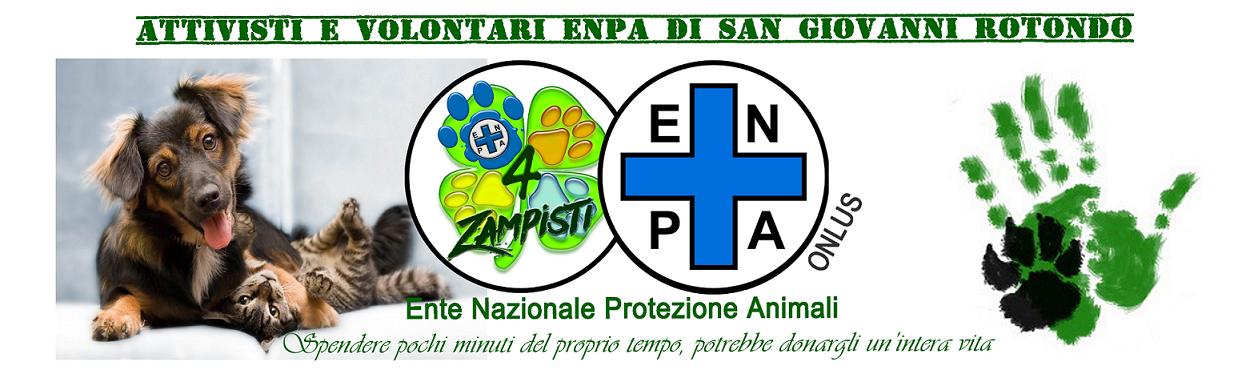 4Zampisti - ENPA San Giovanni Rotondo