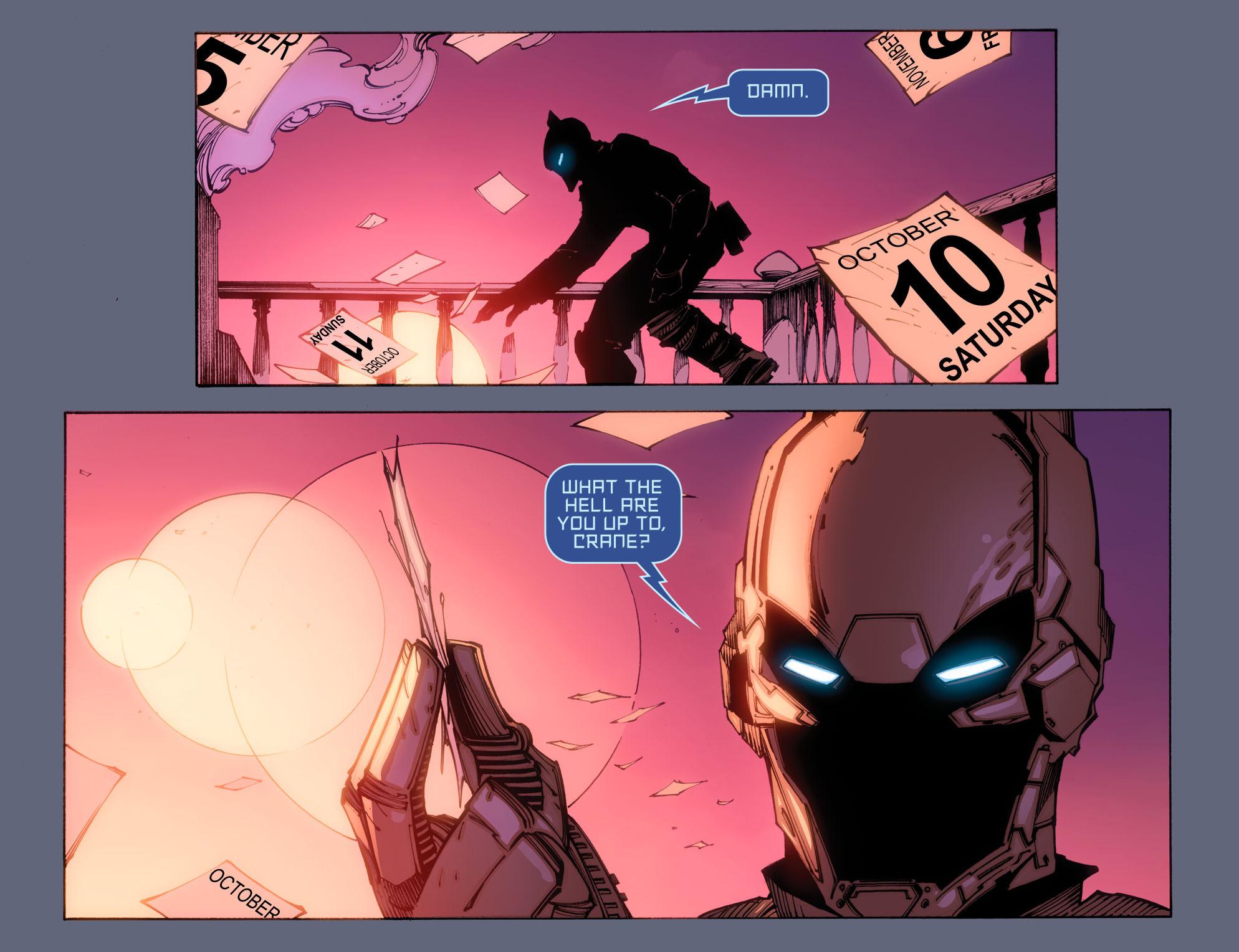 Batman: Arkham Knight [I] Issue #33 #35 - English 18