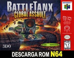 BattleTanx - Global Assault 64 ROMs Nintendo64