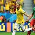 Fim do Primeiro Tempo! Neymar marca segundo gol