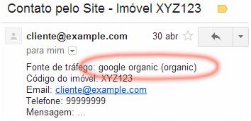 Print de email