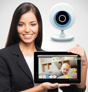 D-Link DCS 700L Baby Monitoring Camera