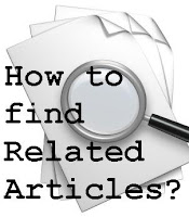 How to find related articles?