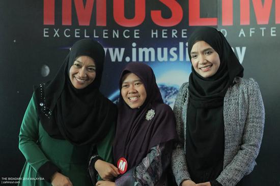 The Bidadari 2014 imuslim.my Kisah Fara Fauzana Mula Bertudung