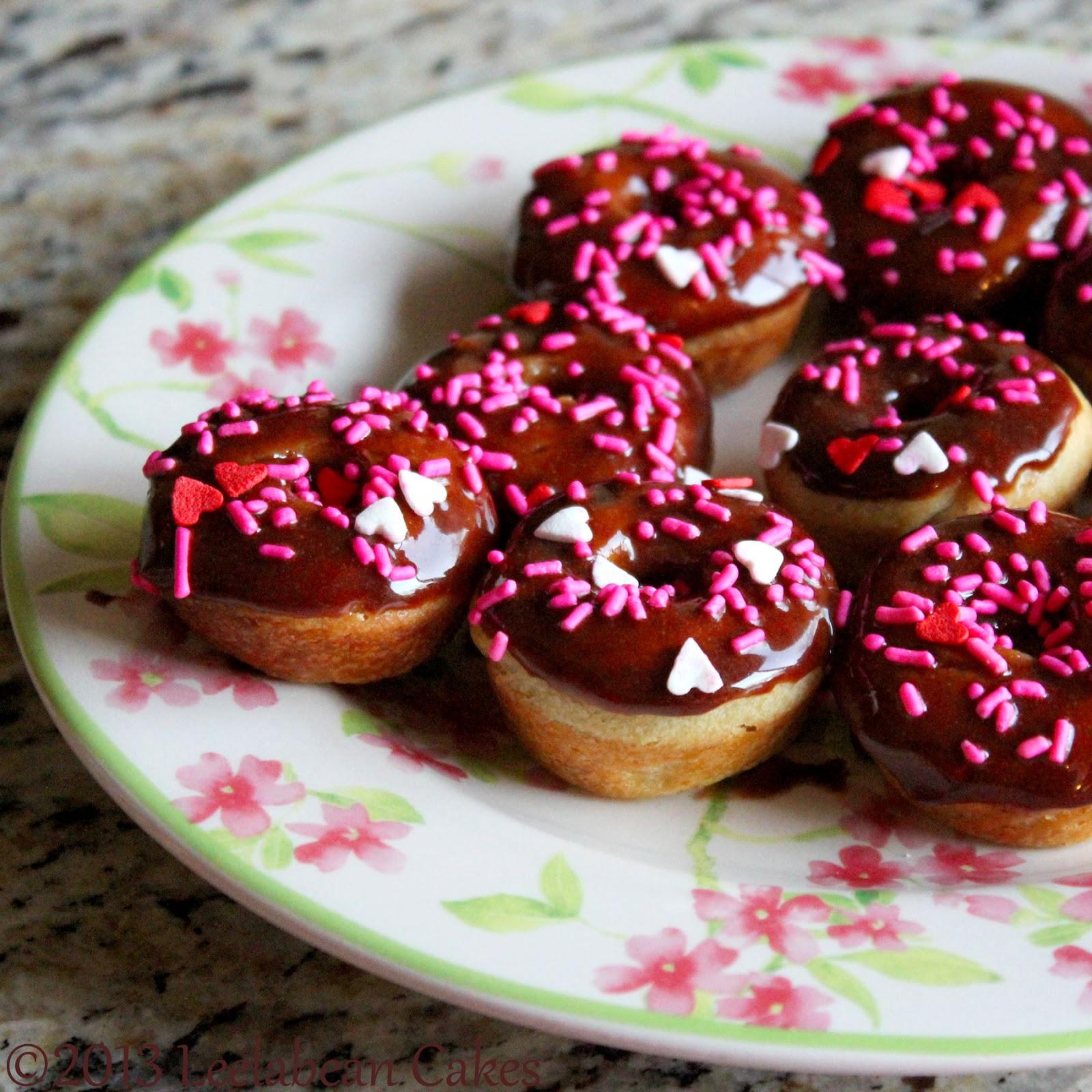 Confetti Cake Baked Doughnuts Recipes — Dishmaps