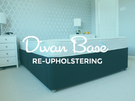 Divan Base Re-upholstering and Master bedroom reveal