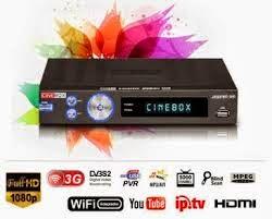ATUALIZAÇÃO CINEBOX LEGEND HD - 23/10/2014