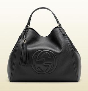 Gucci Soho Shoulder Bag aka the Kitchen Sink Bag