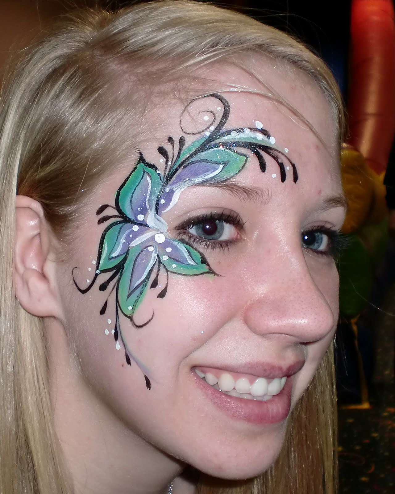 1000 Images About Face Painting Eye Designs On Pinterest