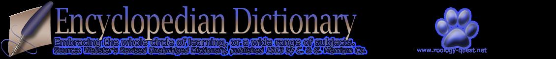 Encyclopedian Dictionary ( Eyespots on Protozoa )