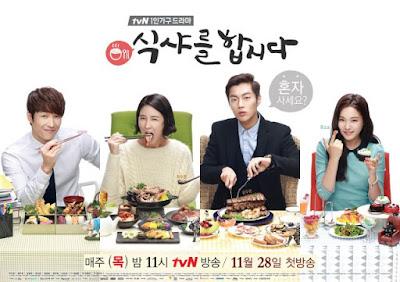 Drama Korea Let's Eat