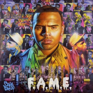 Chris Brown  Album on Porter  Chris Brown S  F A M E  Album Sells Over 270k The First Week