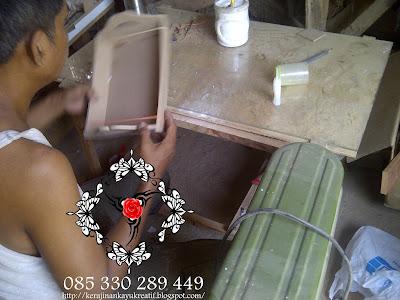 Souvenir Dari Kayu Triplek MDF Kerajinan Unik Untuk Nikah