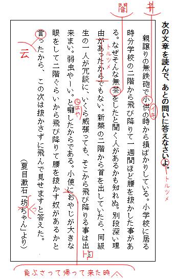 赤字の入れ方・校正用語 ママ ...