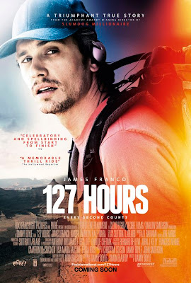 Watch 127 Hours 2010 BRRip Hollywood Movie Online | 127 Hours 2010 Hollywood Movie Poster