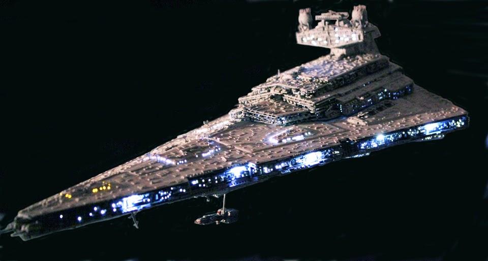 Vaisseau spatial dans Star Wars