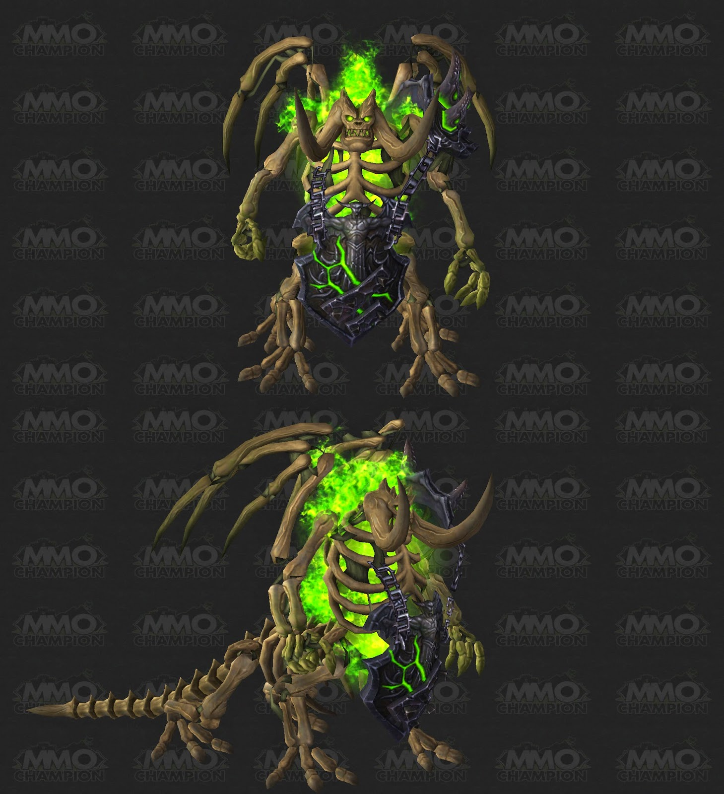 Montarias warlords of draenor patch