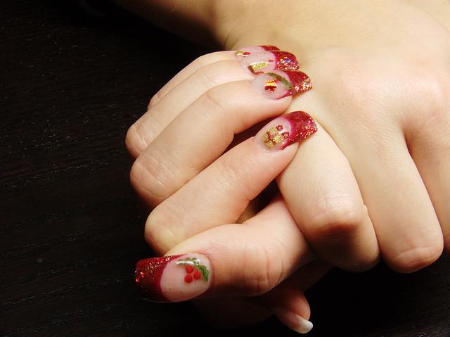 Christmas Nail Art Designs -25