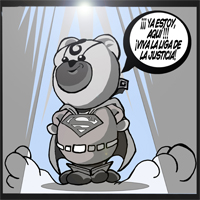 The Cuddly Freaks Show - Capitulo 8: ¡ Viva la JLA !