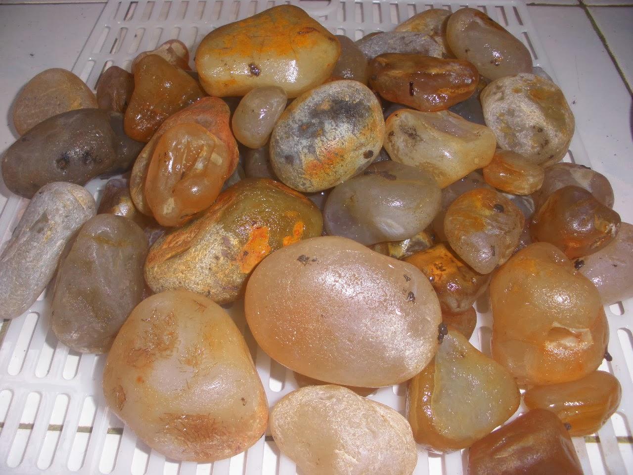 Batu Akik Teratai