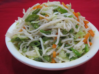 Instant And Easy Recipe For Vegetable Hakka Noodles
