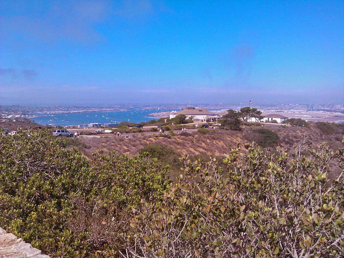 Cabrillo National Monument, Point Loma