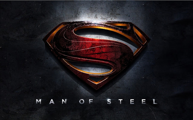 Man of Steel S is for Hope | A Constantly Racing Mind