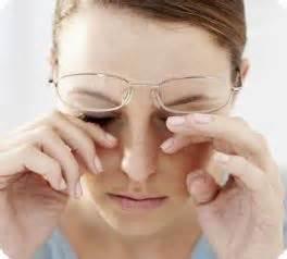 problemas de visión por causa de la diabetes