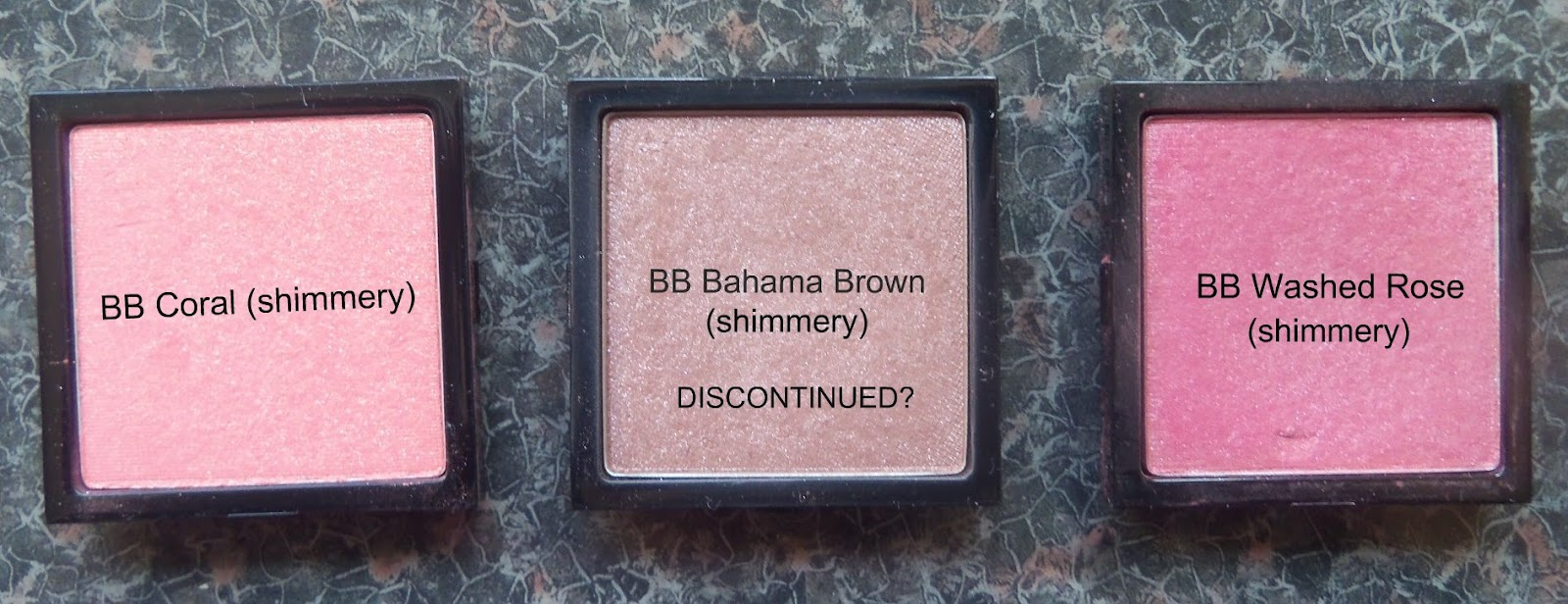 What makeup are you wearing? : My top ten Bobbi Brown blushes