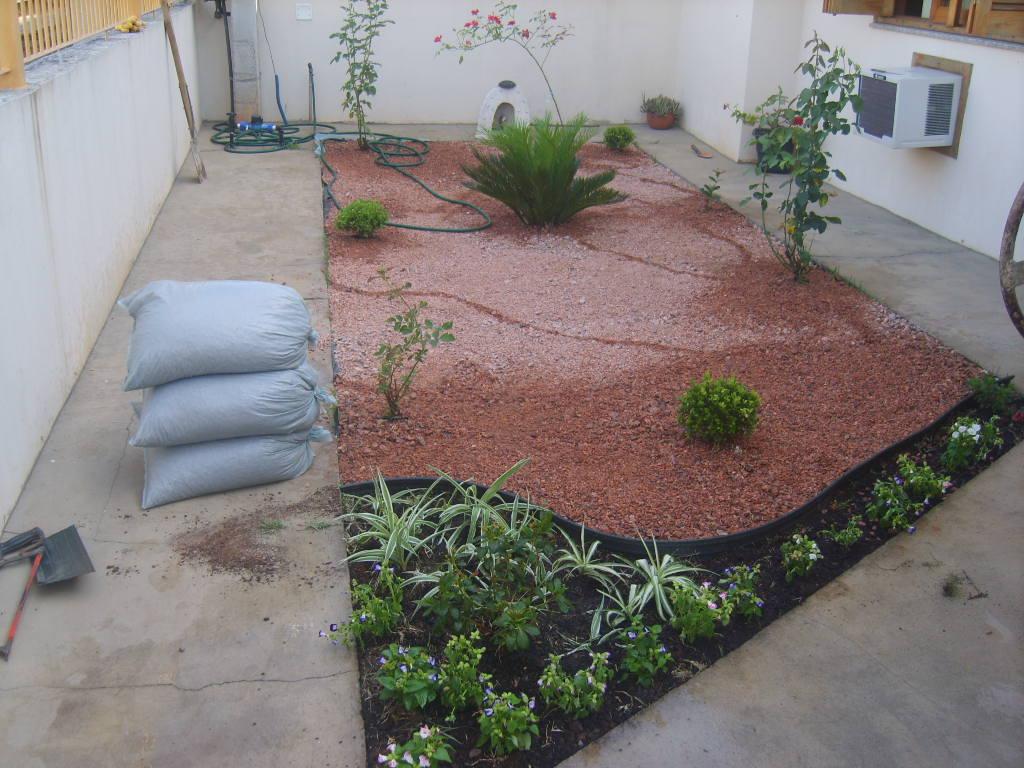 Como fazer seu Próprio Jardim  Jardim feito em casa