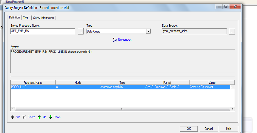 Next insert an excecute sql task that has the following values: result set:none the access connectection and the sql