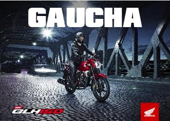 Gaucha Nueva Honda GLH150