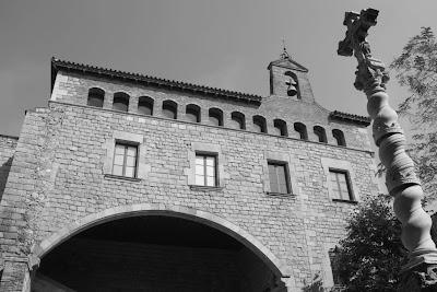 Hospital de la Santa Creu in Raval