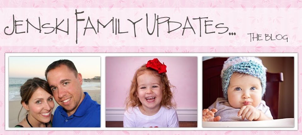 Jenski Family Updates