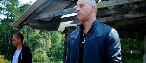 Vin Diesel Paul Walker Fast Furious 7