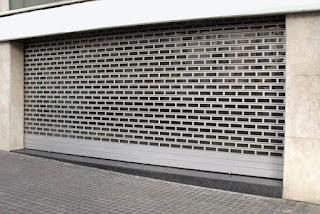 Montaje de persianas para locales