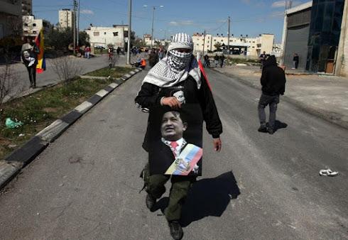 Ramalá, Palestina.