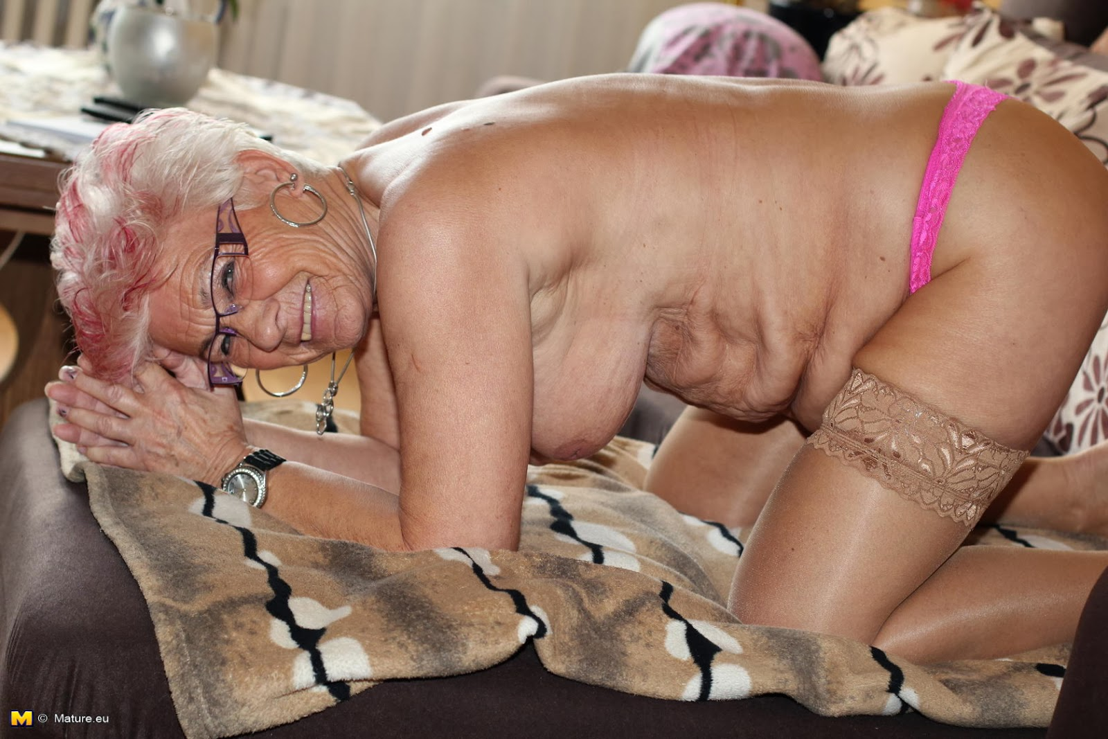 You Very old granny anal sex