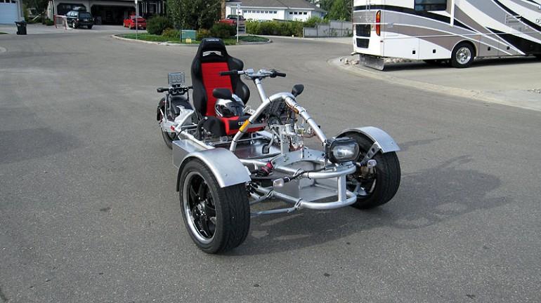 Сборка электромобиля своими руками 31