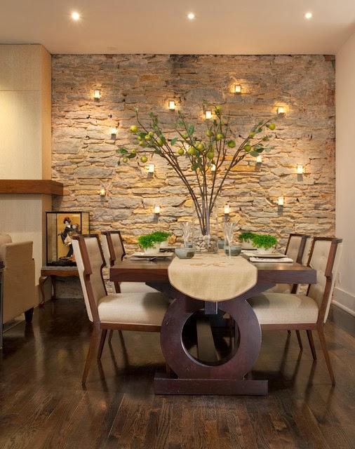 La maison 17 decoraci n interiorismo iluminaci n i - Iluminacion rustica interior ...