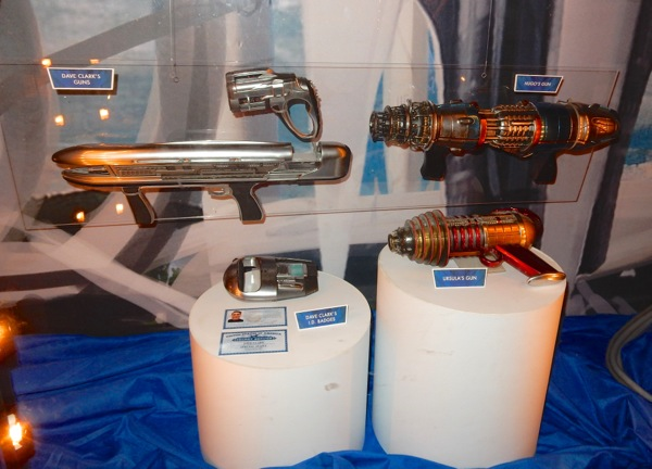 Original Tomorrowland movie props