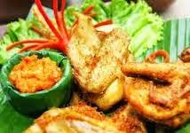 Resep Masakan Ayam Goreng Bumbu Kuning