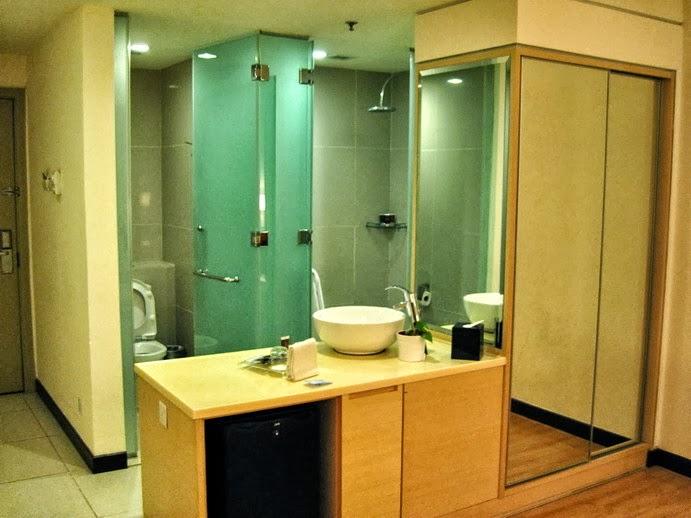 Accidental Brunei Resident Executive Studio Room Piccolo Hotel