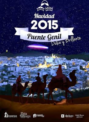 Puente Genil - Navidad 2015