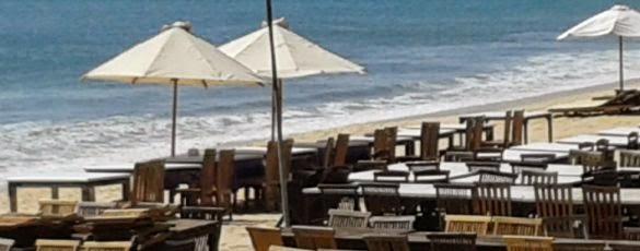 Jimbaran Beach Seafood Restaurant - Jimbaran, Sea food Restaurant